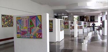 Feira de Arte Internacional Pós e Contemporânea.
