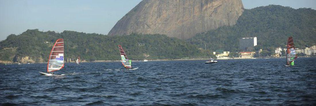 320 atletas de 34 países conheceram as águas da Baía de Guanabara