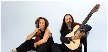 Ana de Oliveira e Sérgio Ferraz