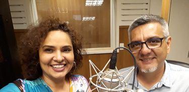 Emília Monteiro e Mario Sartorello