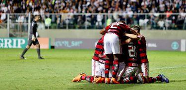 Atlético-MG 0 X 1 Flamengo