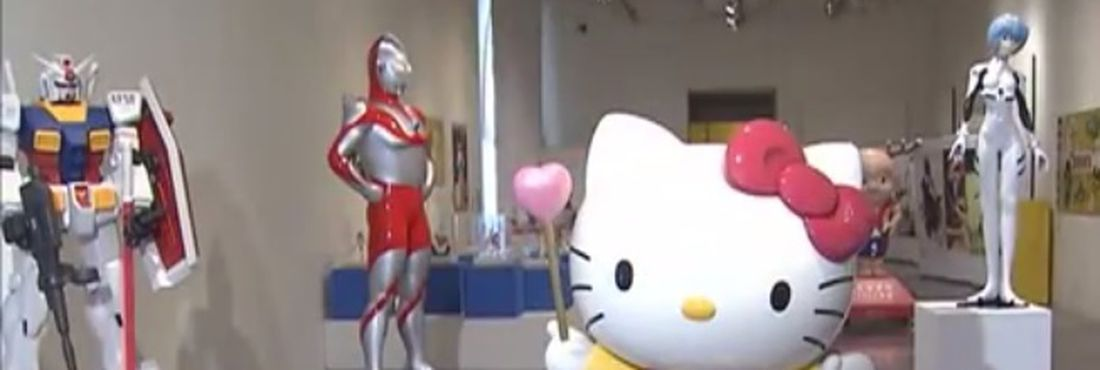 Exposição no Museu Histórico Nacional do Rio de Janeiro explica como personagens japoneses se relacionam com a história do país.