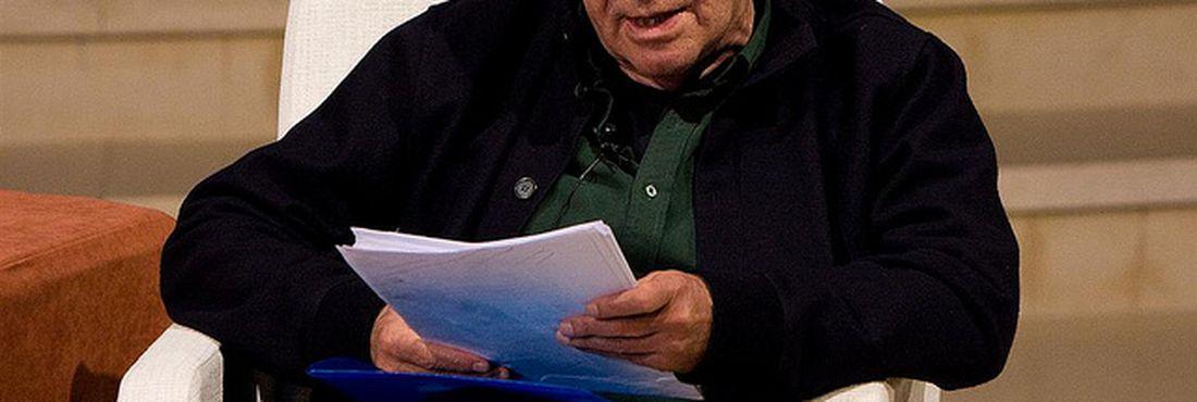 Escritor e jornalista uruguaio Eduardo Galeano.