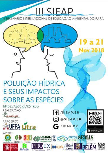 III Seminário Internacional de Educação Ambiental do Pará