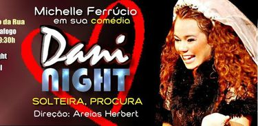 Cartaz de Dani Night: solteira, procura