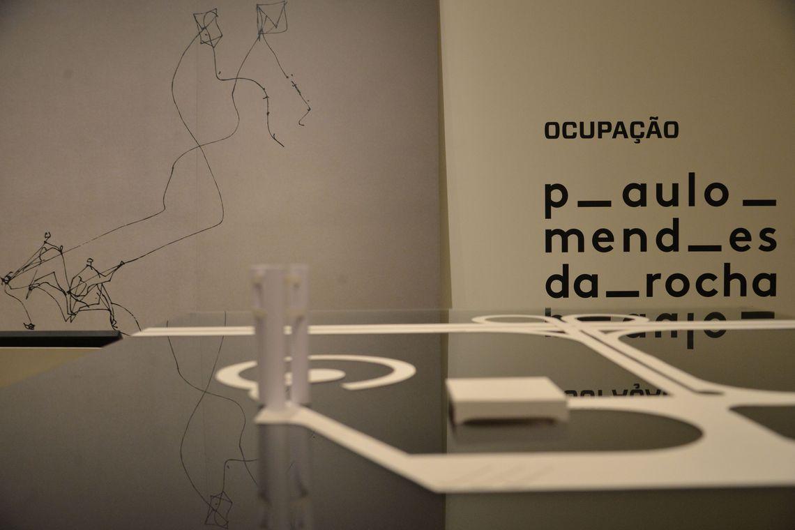 Ocupação Paulo Mendes Rocha no Itaú Cultura