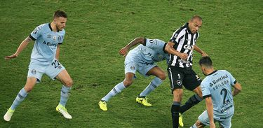 Botafogo 0 X 0 Grêmio