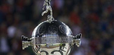 taça Copa Libertadores da América