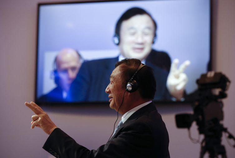 Ren Zhengfei,Huawei, Tecnologia