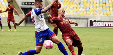 Fluminense X Bahia
