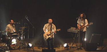 Cena Musical - Barro