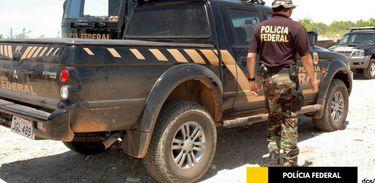 Operação Minamata, Polícia Federal