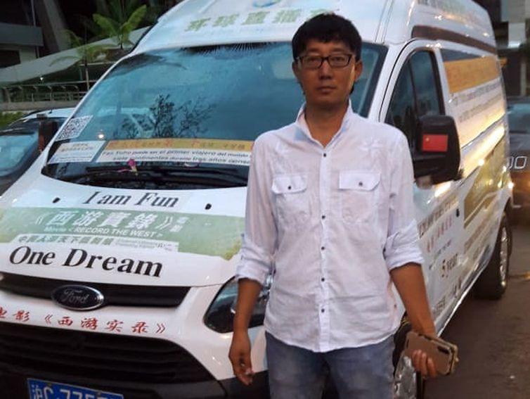 Aventureiro chinês, Fan Yu Hu; China