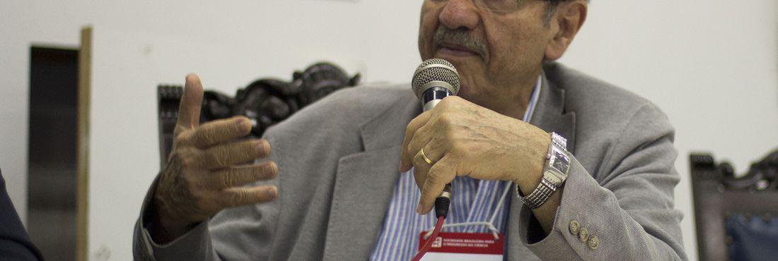 Jacob Palis, presidente da Academia Brasileira de Ciências