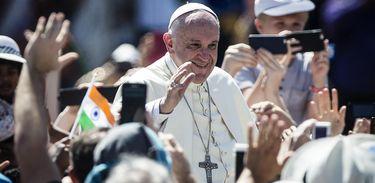 Papa Francisco  (Agência Lusa/EPA/Angelo Carconi/Direitos Reservados)