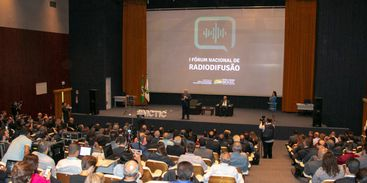 EBC participa do 1° Fórum Nacional de Radiodifusão