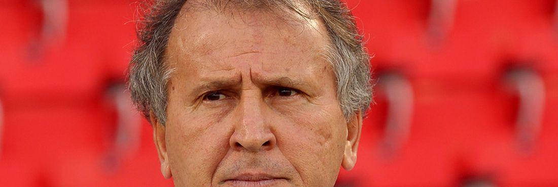 Ex-jogador do Flamengo, Zico.