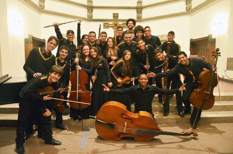 Orquestra Jovem Paquetá