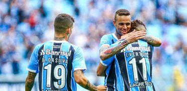 Gremio 3 X 1 Flamengo