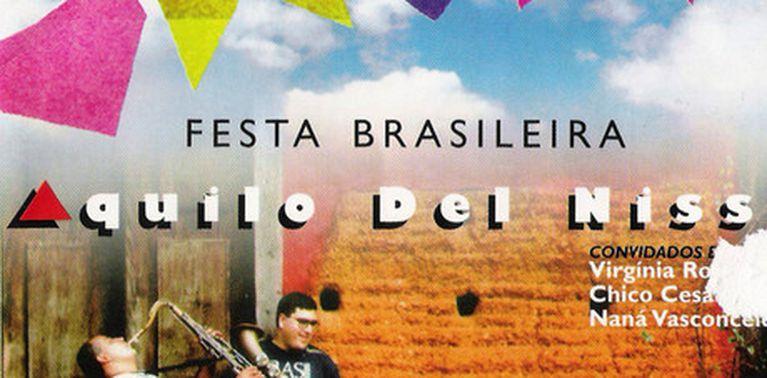 Jazz Brasil apresenta a banda Aquilo Del Nisso