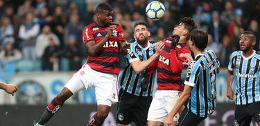Grêmio 1 x 1 Flamengo