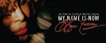 Documentário My Name Is Now, Elza Soares, está em cartaz nos cinemas.