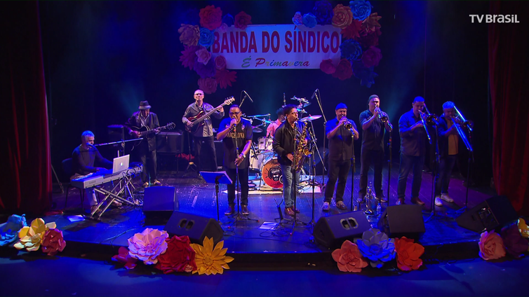 Banda do Síndico homenageia Tim Maia