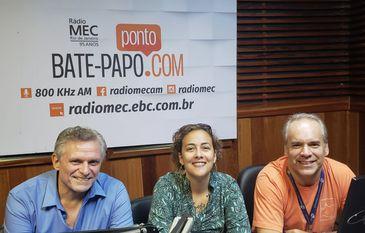 Cadu Freitas recebe Fernanda Galvão e Ricardo Ismael