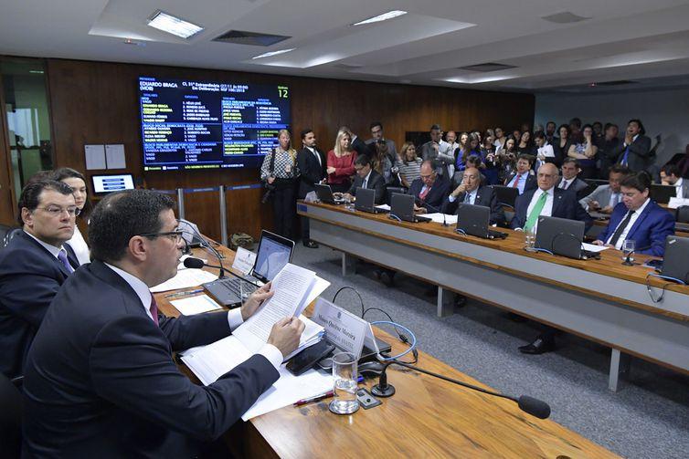 Comissão de Infraestrutura do Senado