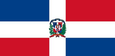 Bandeira da República Dominincana