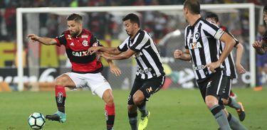 Botafogo 0 X 0 Flamengo