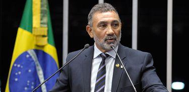 Senador Telmário Mota (Waldemir Barreto/Agência Senado)