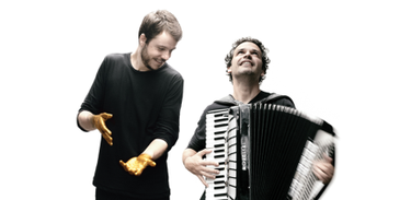 João Cavalcanti e Marcelo Caldi