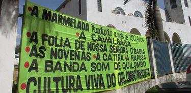 Festa do Marmelo 2015 - Quilombo Mesquita