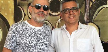 Carlos Malta & Mario Sartorello