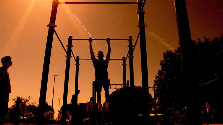 Parques do DF proporcionam a prática de atividades ao ar livre