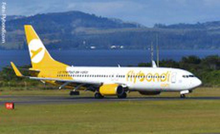 Flybondi será a terceira empresa aérea low cost a voar no país