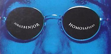 """Capa do álbum """"Homo sapiens"""", de Jorge Ben Jor"""