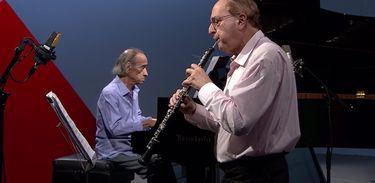 Duo João Carlos Assis Brasil e Harold Emert