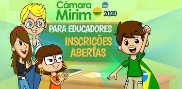 Câmara Mirim 2020 - Educadores