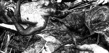 Capa do álbum Nervos - BIU e God Pussy