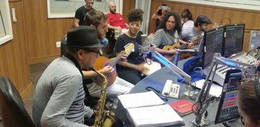 Maestro Spok e Quarteto Face Musical