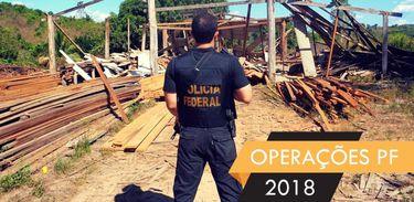 Polícia Federal realiza operação Ilegal Transfer no Amapá