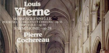 Cochereau - Notre Dame de Paris
