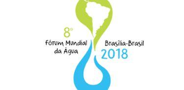 Fórum Mundial da Água - Logomarca do evento