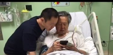 O ex-presidente do Peru, Alberto Fujimori - Reprodução Reuters