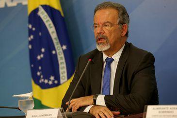 - O ministro da Segurança Pública, Raul Jungmann  Wilson Dias/Arquivo/Agência Brasil