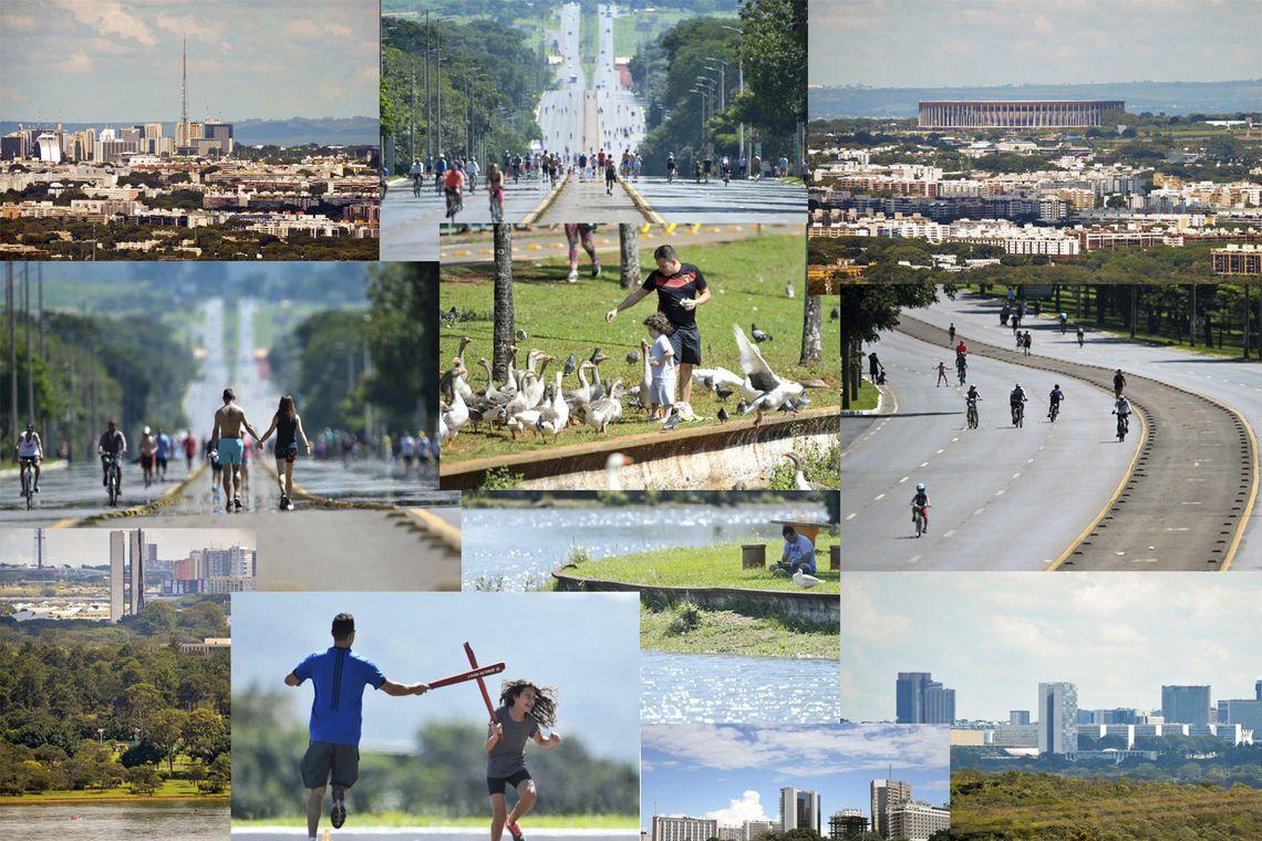 Brasília 59 anos