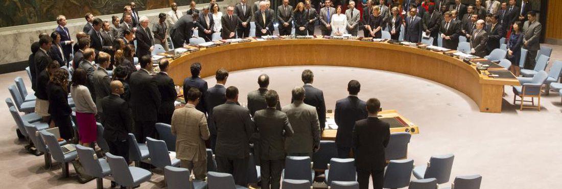 Conselho de Segurança da ONU faz reunião de emergência sobre situação da Ucrânia