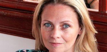 A escritora Nara Vidal, idealizadora da Capitolina Books